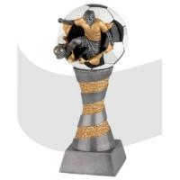 Pokal Fussballspieler