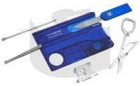 SwissCard Lite blau