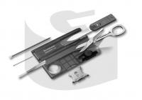 SwissCard Lite schwarz