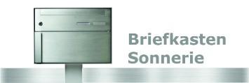 Briefkasten/Sonnerie